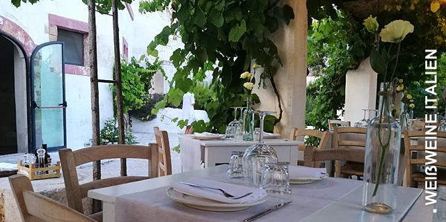 Weißweine aus Italien