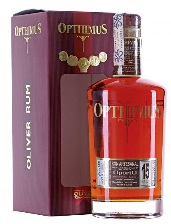Opthimus 15 Ron Artesanal