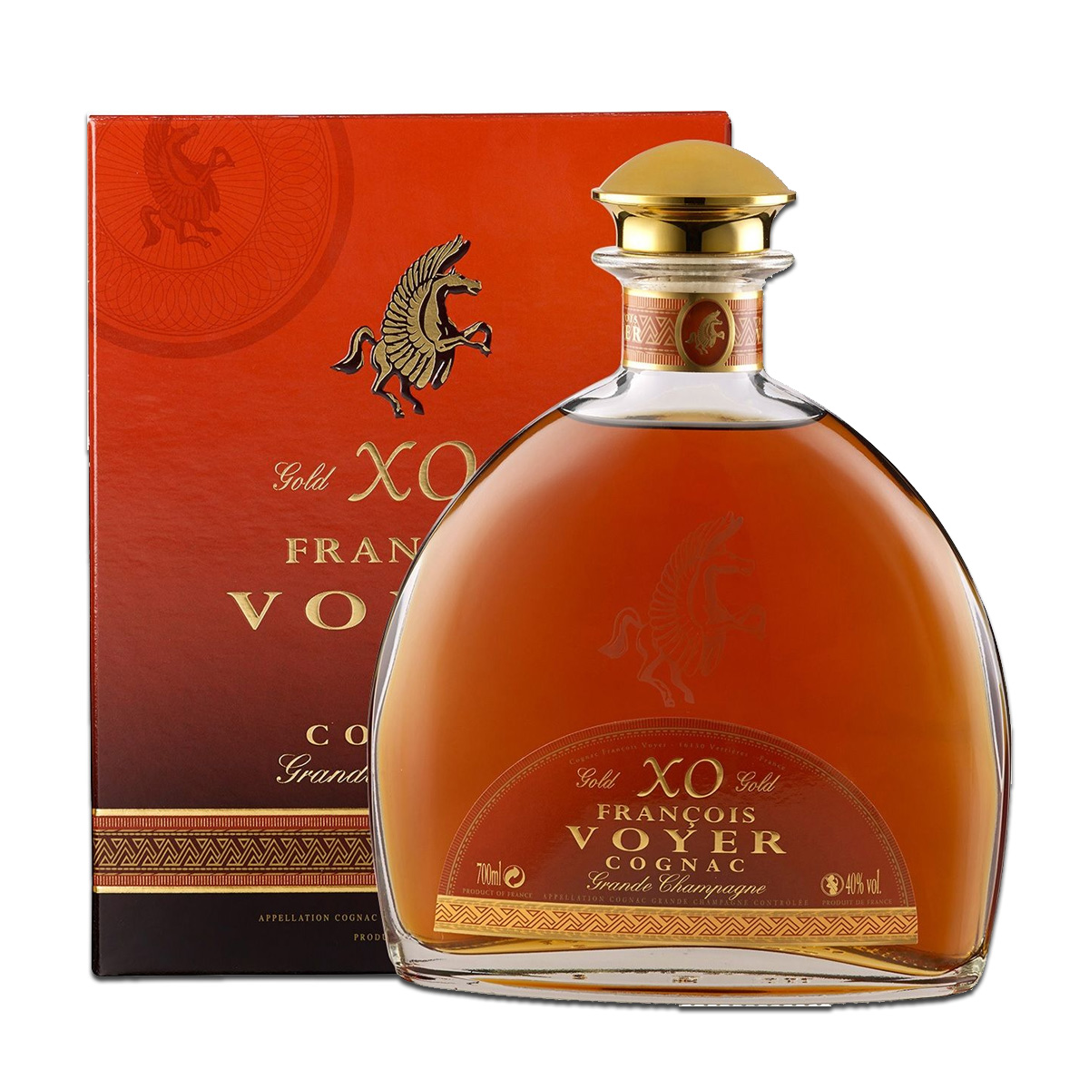 Cognac Francois Voyer Grande Champagne XO