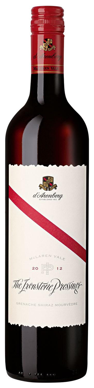 d'Arenberg The Ironstone Pressings 2014