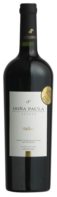 Dona Paula Estate Malbec 2018