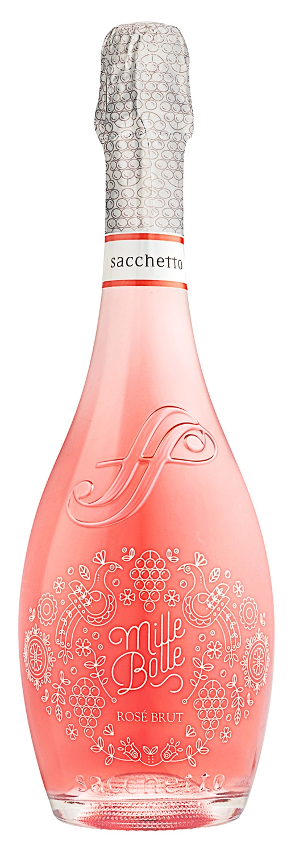 Sacchetto Mille Bolle Rosé Brut