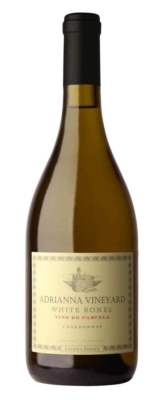Adrianna Vineyard White Bones Vino de Parcela Chardonnay 2015
