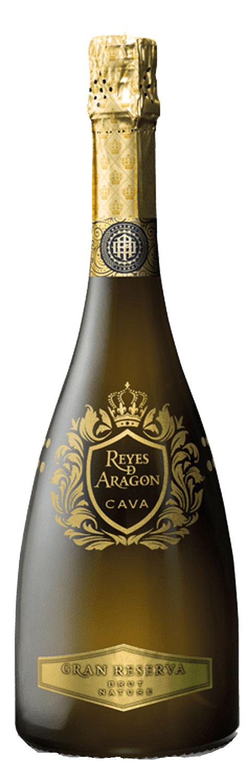 Reyes de Aragon Gran Reserva Brut Nature