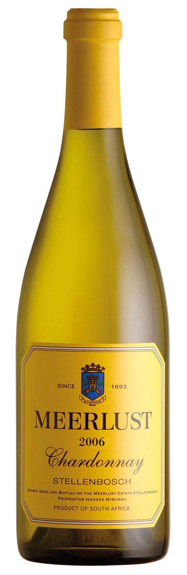 Chardonnay 2019 Meerlust Wine Estate