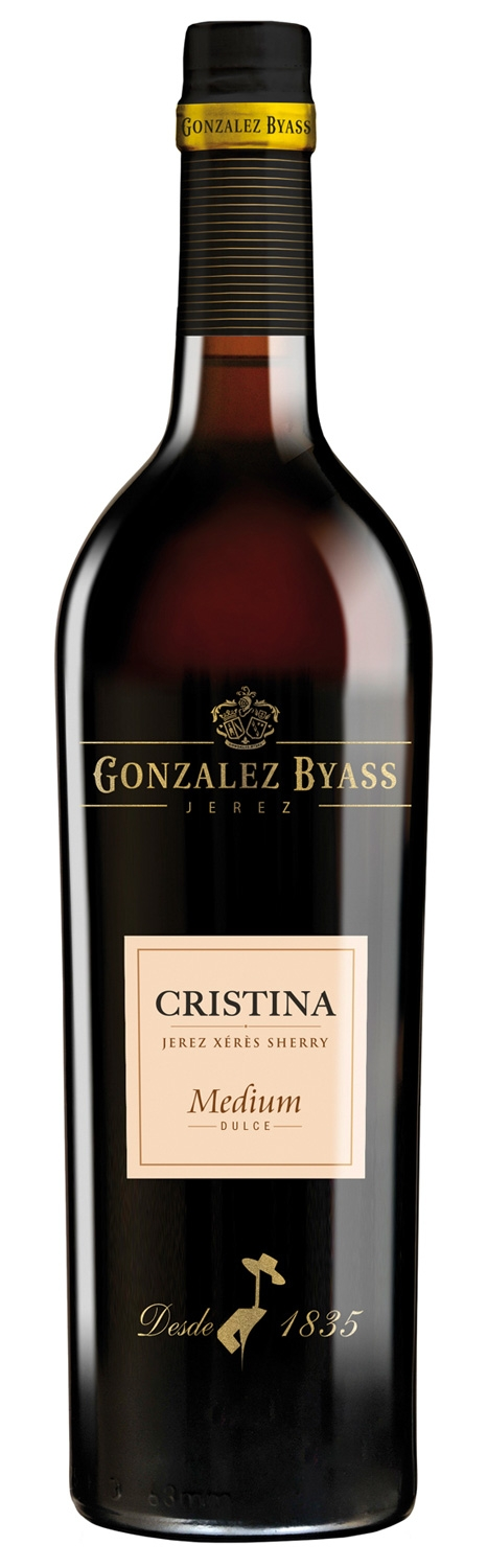 Gonzalez Byass Cristina Medium