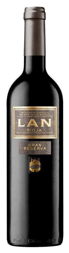 LAN Rioja Gran Reserva 2011