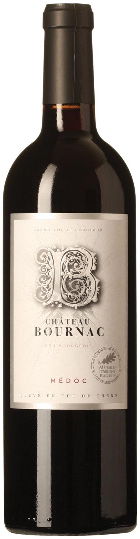 Chateau Bournac 2012 Cru Bourgeois