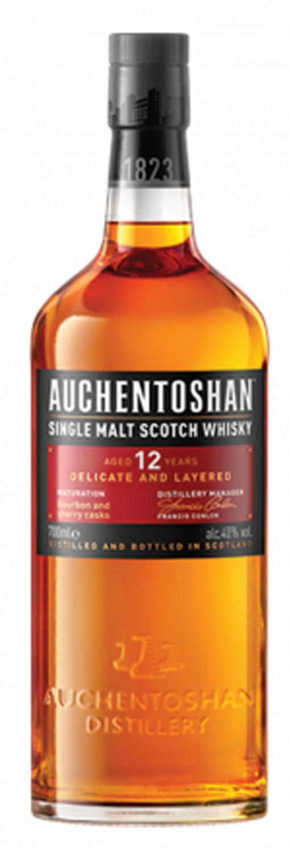 Auchentoshan Single Malt Scotch Whisky 12 Years Old